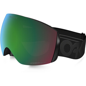 Oakley Flight Deck Snow Goggles Herre factory pilot blackout w/ prizm jade iridium